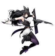 BlazBlue Cross Tag Battle Blake Belladonna