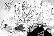 Chapter 3 (2018 manga) Death Stalker gets frozen by Weiss