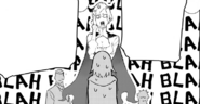 Chapter 14 (2018 manga) Glynda scolded Ruby from last night