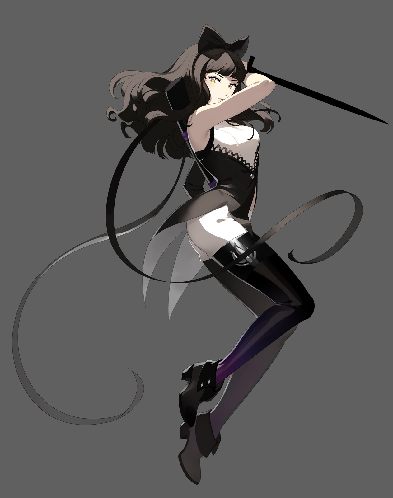 Image result for RWBY Blake