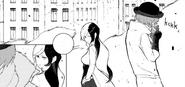 Chapter 18 (2018 manga) Roman and Neo's interaction