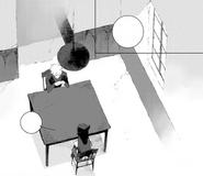 Chapter 9 (2018 manga) Blake gets interrogate by Ozpin