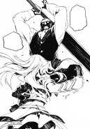 Manga 7, Junior counter attack on Yang