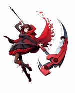 BlazBlue Cross Tag Battle Ruby Rose