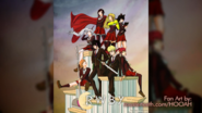 RWBY V2E2 EndCredit