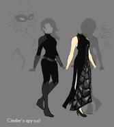 Cinder Dance Dress V2