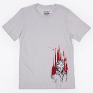 Limited Edition RWBY Adam Taurus Sketch T-Shirt