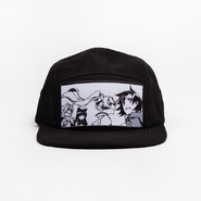 RWBY Manga Team RWBY 5-Panel Hat