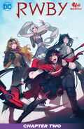RWBY 1 Chapter 2 Digital Cover