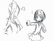 RWBY rough drawing works by Shirow Miwa 03