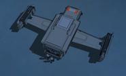 Atlas police airship 794