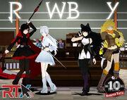 Rtx rwby team