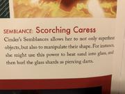 Scorching Caress