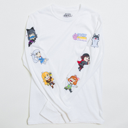 RWBY Chibi Adventures Long Sleeve Tee