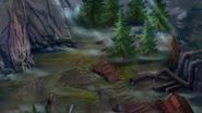 Mistral swamp-concept