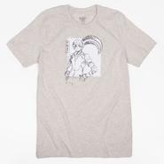 Limited Edition RWBY Jaune Arc Sketch T-Shirt