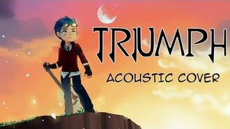 """RWBY OP 5 - """"Triumph"""" Acoustic Cover"""