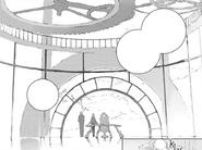 Chapter 9 (2018 manga) Ozpin and Glynda talks about Ironwood