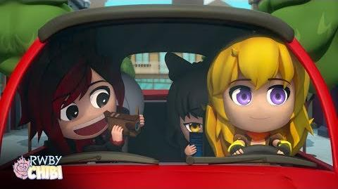 RWBY Chibi Season 3, Episode 1 - Road Trip Rooster Teeth