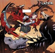 RWBY DC Comics 1 (Chapter 1) Ruby Rose