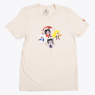 RWBY Friendly Team T-Shirt