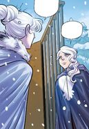 RWBY DC Comics 7 (Chapter 13) Weiss stand up to her mother about freeing Faunus and animals