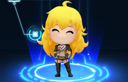 RWBY Crystal Match Yang Xiao Long's Hunter outfit
