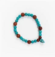 RWBY Maria Calavera Beaded Bracelet