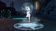Grimm Eclipse Weiss' timeskip outfit DLC
