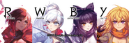 RWBY Official Manga Anthology Team RWBY Twitter header