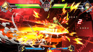 BBTAG character gameplay screenshot of Yang Xiao Long 00003