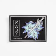 RWBY Myrtenaster Floral Pin