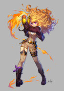 Yang xiao long by einlee ddjjyw5
