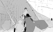 Chapter 8 (2018 manga) Ruby encounters Roman again