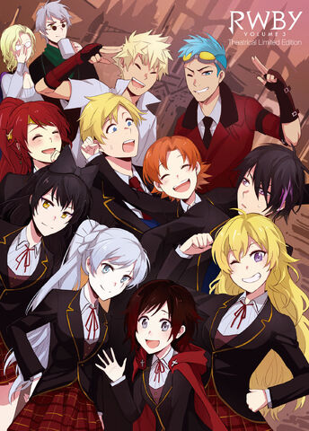 File:RWBy Volume 3 Limited Edition Japanese released DVD.jpg