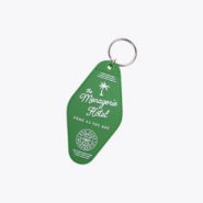 RWBY Menagerie Hotel Double Sided Keychain 1