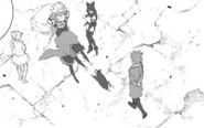 Chapter 19 (2018 manga) Ruby reunited with Zwei