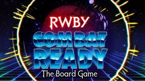 RWBY Combat Ready Announcement