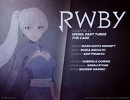 RWBY DC Comics 7 (Chapter 13) introduction cover