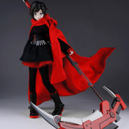 RWBY Rose Action Figure