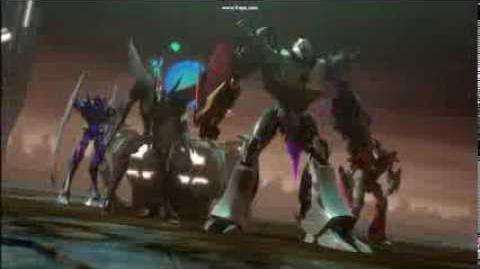 Blow Me Away (Transformers Prime Music Video)