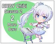 Illustration countdown of RWBY Chibi Season 2 02 by Mojojoj