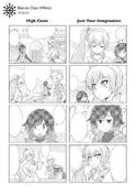 Manga Anthology Vol. 2 Mirror Mirror side story 08