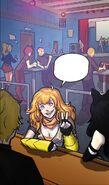 RWBY DC Comics 4 (Chapter 7) Blake and Yang inside of DRANCY'S bar