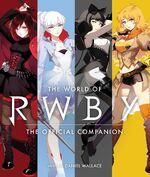 World of rwby official companion