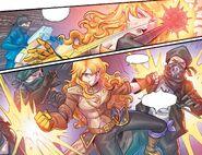 RWBY DC Comics 6 (Chapter 11) Yang versus the Picotee Pirates