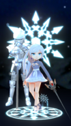 RWBY AA Summoner Weiss render