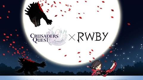 CQ X RWBY Collaboration Official PV