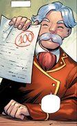 RWBY DC Comics 3 (Chapter 5) Peter Port