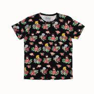 RWBY Kawaii Floral Print T-Shirt